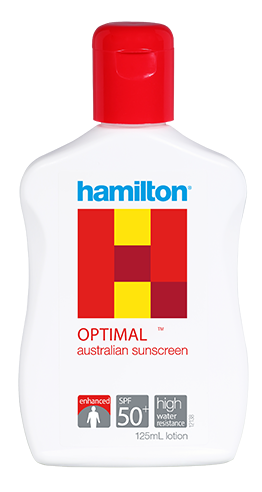 Hamilton Optimal Spf 50+ 125 ml.